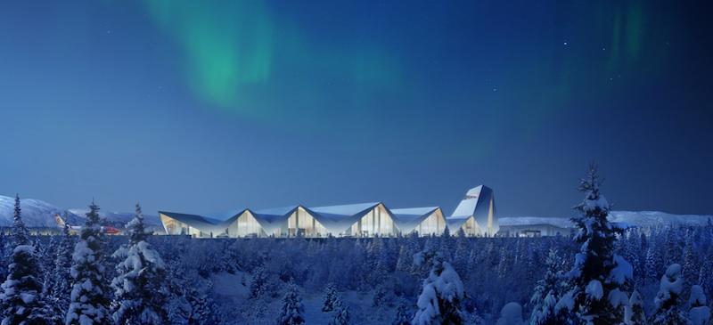 Cheapflights_Norway Arctic circle airport