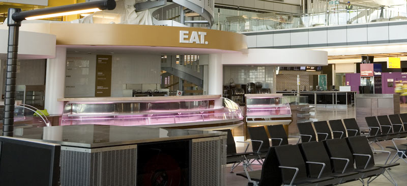 A quick and tasty guide to food at Heathrow Airport