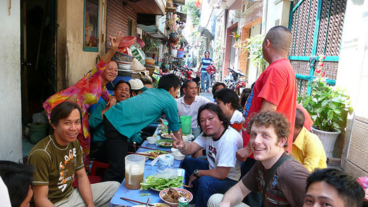 Surviving the backpacker district in Ho Chi Minh City