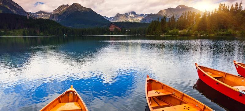 US Lake Holiday Spots