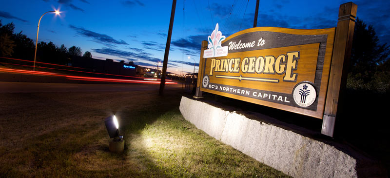 Prince George, British Columbia, Canada