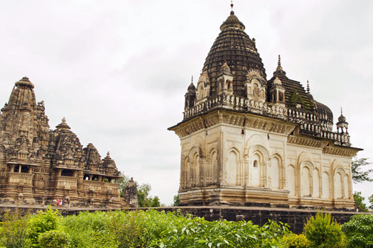 Khajuraho Temples, India. Photo by Homeaway.co.uk