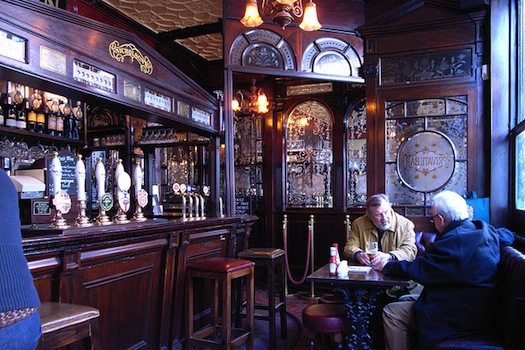 7 of London's oldest pubs