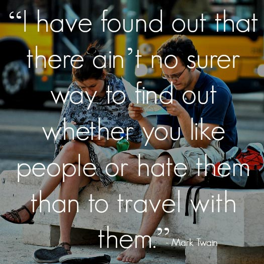 Travel Quotes with a Sense of Humour. Photo by Pedro Ribeiro Simões