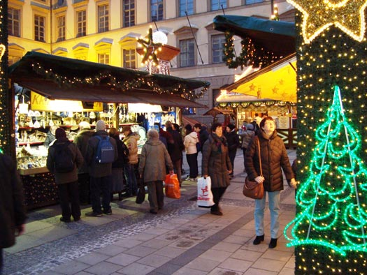 15 sparkling new pictures of Munich at Christmastime