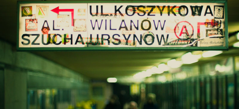 How to get around Warsaw like a boss