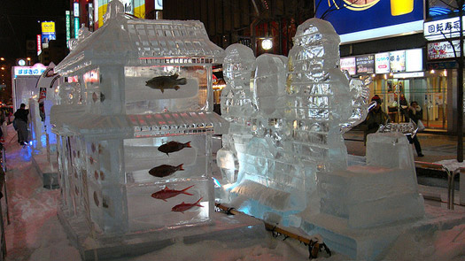 8 brrrilliant ice festivals