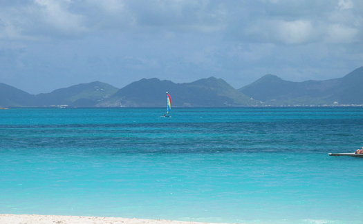 Anguilla (Image: bdougherty used under a Creative Commons Attribution-ShareAlike license)