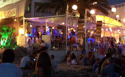 Cafe del Mar in Ibiza (Image: st33vo)