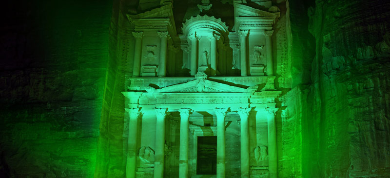 The Emerald Cities 2014: Which landmarks are going green for St. Patrick's Day? (LIST)