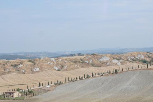Deserto di Accona. Photo by louis-garden