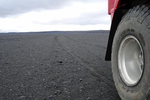 Highlands of Iceland. Photo by Börkur Sigurbjörnsson
