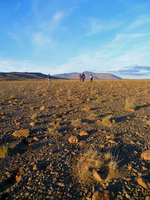 Highlands of Iceland. Photo by Valentina