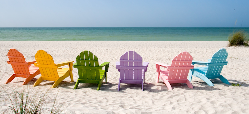The Top Spring Break Destinations in the US. © Chad McDermott/iStock/Thinkstock