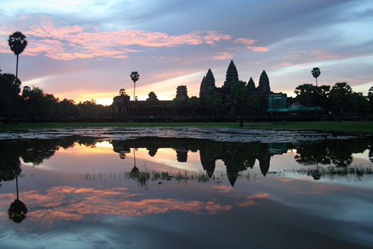 Angkor Wat, Cambodia. Photo by Felix Triller