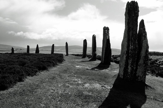 Ring of Brodgar, Scotland. Photo by paddy patterson