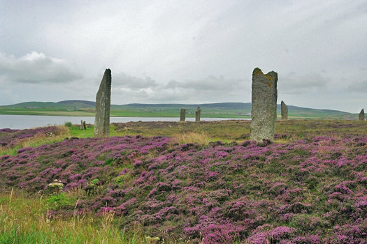Ring of Brodgar, Scotland. Photo by genevieveromier