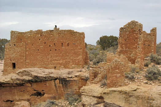 Hovenweep Castle, Hovenweep National Monument, Utah-Colorado, USA. Photo by teofilo