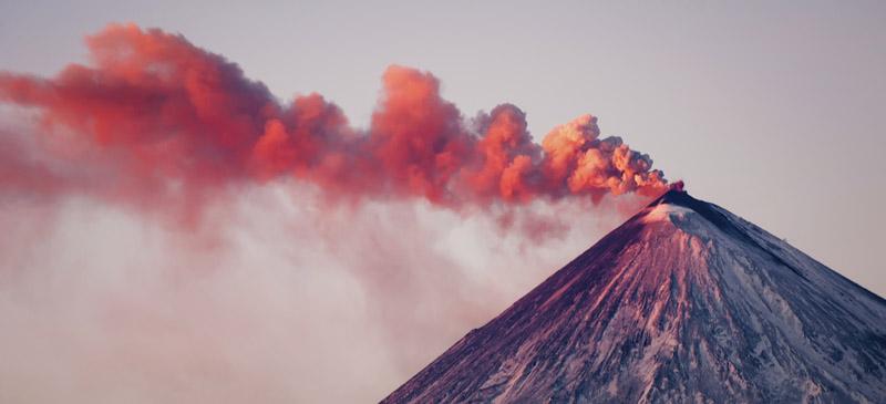 Volcanoes You Can Visit © malexeum/iStock/Thinkstock