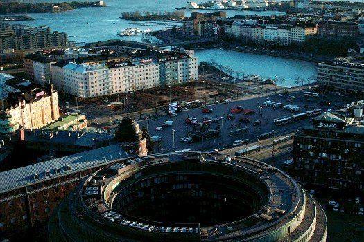 Kallio, Helsinki. Photo by Timo Noko