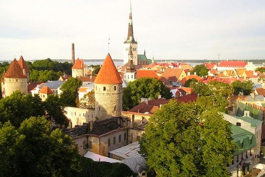 Tallinn, Estonia. Photo by Jason RogersTallinn, Estonia. Photo by Jason Rogers