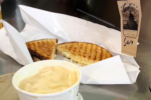 America's Top 10 Grilled Cheese Sandwiches: Beecher's © Dana