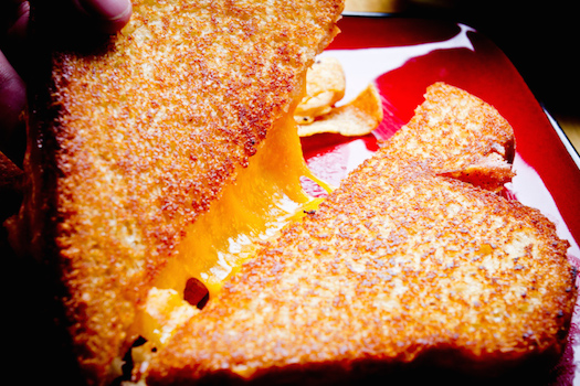 America's Top 10 Grilled Cheese Sandwiches: Grilled Cheese Sandwich
