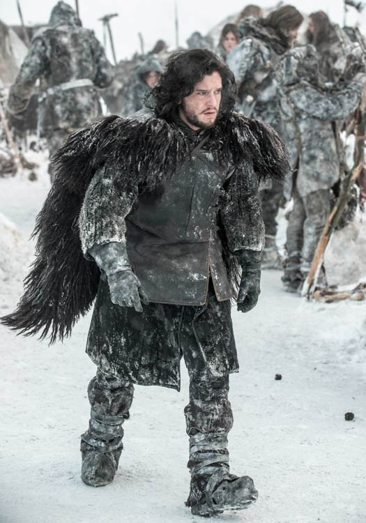 Jon Snow may know nothing, but he knows Iceland is the place to be. Photo by BSkyB