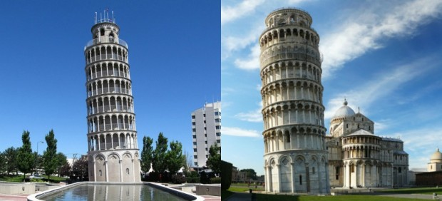 Real or replica? 12 carbon copies of world-famous landmarks