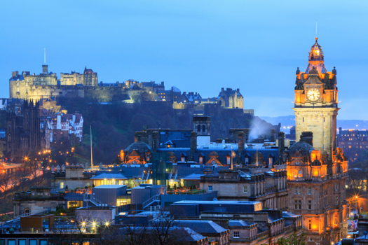 Edinburgh © vichie81/iStock/Thinkstock [http://www.thinkstockphotos.co.uk/image/stock-photo-edinburgh-cityscape/451047047]
