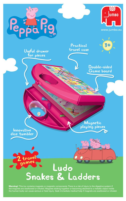Peppa Pig travel games top 10