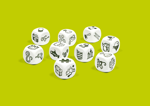 Story Cubes Travel Toys