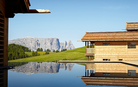 Adler Mountain Lodge, Dolomites, Italy