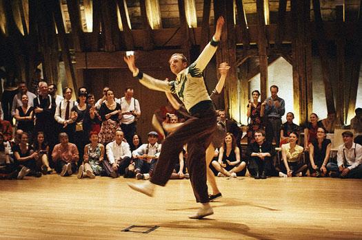 Let's dance! 10 real dancing festivals in Europe. Photo: Gregor Hofbauer