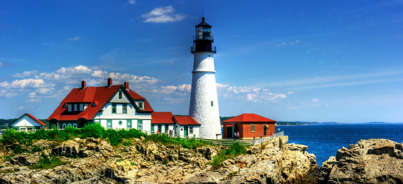 Top 10 mindblowingly beautiful lighthouses you can sleep in