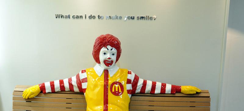 Ronald McDonalds around the world 41
