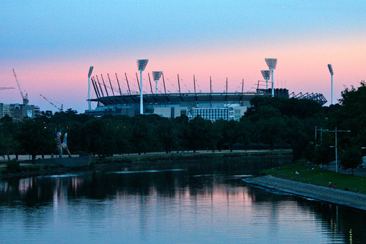 Olympic Stadium. Photo by François Philipp
