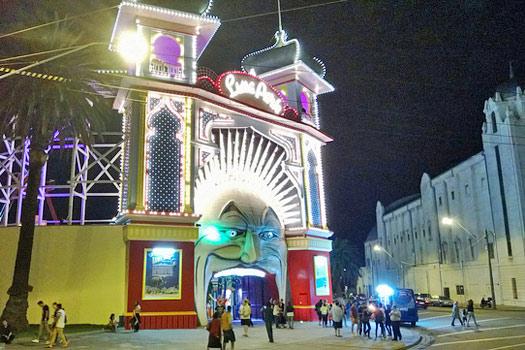 Luna Park. Photo by Brayden McLean