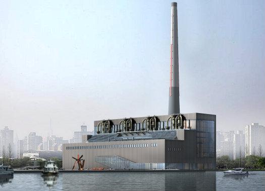 Power Station of Art © Shanghai Biennale (http://www.shanghaibiennale.org/)