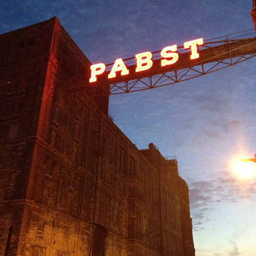 The Pabst Theater, Milwaukee, dates from 1895. It's the fourth-oldest continuously operating theatre in the States.  Photo by Heidi De Vries
