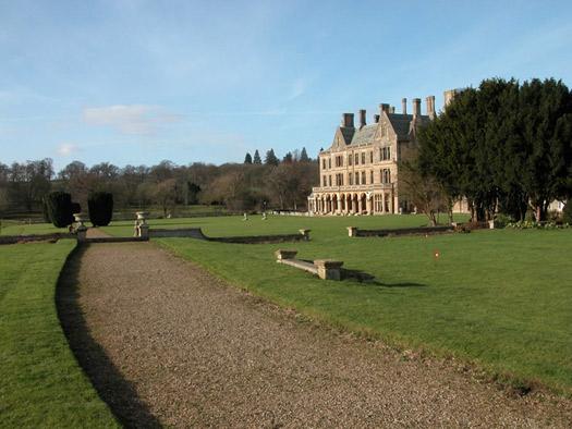 Walton Hall: Stratford-upon-Avon, Warwickshire