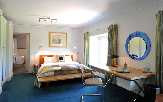 A room at The Ickworth Hotel: Bury St Edmunds, Suffolk
