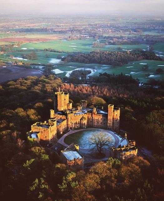 Peckforton Castle: Tarporley, Cheshire