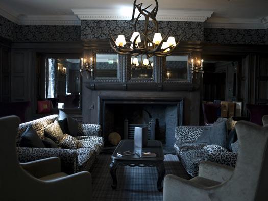 The Snug at De Vere Slaley Hall Hotel: Hexham, Northumberland