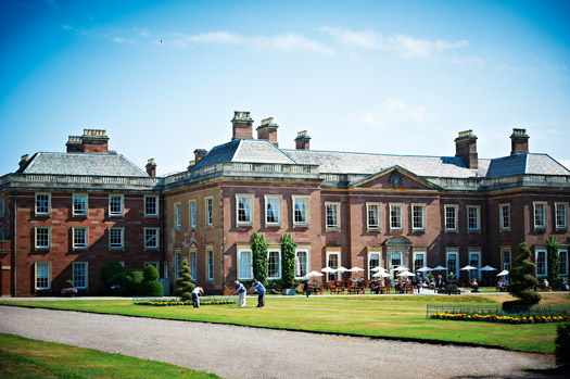 Holme Lacy Hotel, Hereford