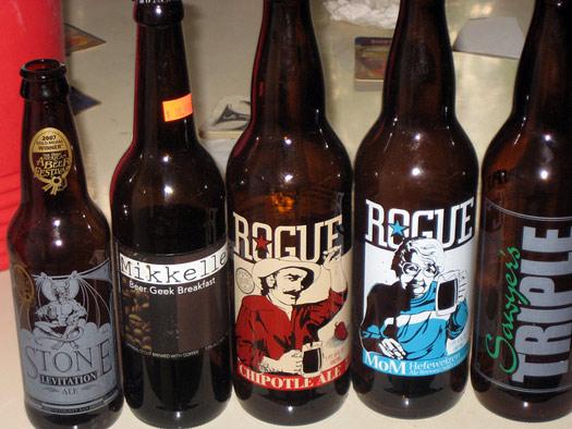 Rogue Ales, Oregon, USA. Photo by Julio Morales