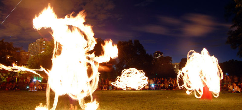 21 Flaming Festivals of Firey Fun! 1