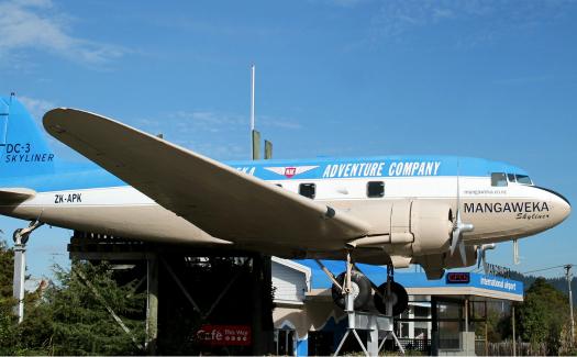 The Mangaweka Skyliner (Image: lankee2009)