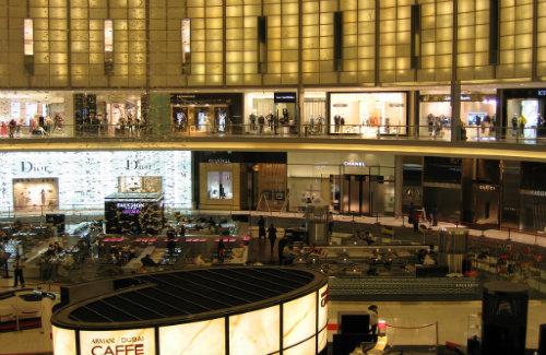 The Dubai Mall (Image: ~Pyb)