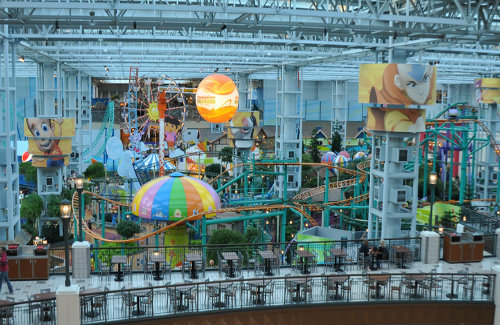 Mall of America (Image: Ted used under a Creative Commons Attribution-ShareAlike license)